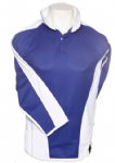 Reversible Rugby Shirt Royal / White
